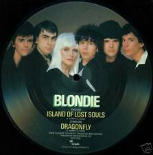 "BLONDIE ÎLE OF LOST SOULS VINYLE UNIQUE 7"" S3331"