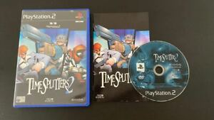 TimeSplitters 2 Time Splitters - Complete - PlayStation 2 PS2