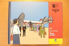 The book/booklet tintin airplane-nº 27-new! just the book!