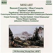 Mozart: Oboe/Bassoon/Clarinet Concertos, , Audio CD, Good, FREE & Fast Delivery