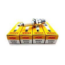 NGK  Spark Plug 4 Pack  5722 BR9ES Aprilia RS50 Tuono 50 Tune up Maintenance