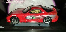 ERTL The Fast and the Furious StreetGlow Mazda RX-7 1993, 1:18, Red 33549