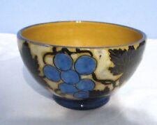 Italien Majolika Soft Paste Pottery Bowl Albisola Capo