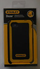 Stanley Dozer iPhone 4/4S Rugged 3-Piece Smart Phone Case Black & Yellow New