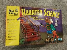 Haunted Science Discover the Science of Scare! Kit Experiments- free Jigsaw Puzz