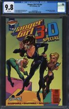 Danger Girl 3-D #nn CGC 9.8 J.Scott Campbell  3-D Glasses Are There