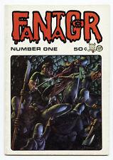 FANTAGOR #1 - Last Gasp Comics - 1971 Underground Classic! RARE 2nd Print!!