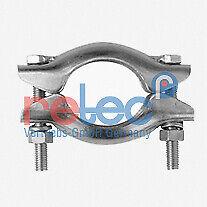 retec Montagesatz, Schalldämpfer 2060.0205 für FIAT LADA SEAT