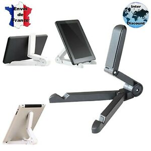 Support tablette Pliable Universel Portable Ipad Universal Foldable Tablet Stand