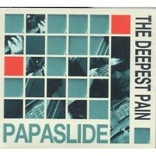 Papaslide-the deepest Pain-CD-Nuovo/Scatola Originale