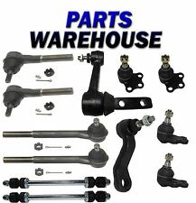 12 Piece Front Suspension Kit- Dodge Ram 1500 Truck 2000-2001 2Wd 1Yr Warranty