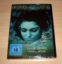 DVD Twin Peaks - Erste Season - Special Edition - Staffel 1 - Neu OVP