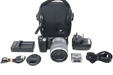Sony NEX-5N Camera Mirrorless 16.1MP with 18-55mm, Shutter Count 17804