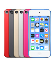 New Apple iPod Touch 5th 6th Generation 16Gb, 32Gb, 64Gb, 128Gb Silver or Red