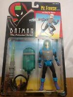 MR. FREEZE - BATMAN THE ANIMATED SERIES - ACTION FIGURE DC COMICS - NEW & SEALED