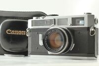 *Exc+5* Canon Model 7 Rangefinder Screw Mount L39 50mm f/1.8 Lens From JAPAN