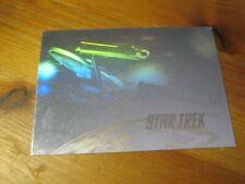 Star Trek 25th Anniversary Hologram #H 1 Starship Enterprise 1991 Impel      ZT0