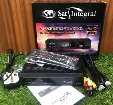 Sat INTEGRAL WiFi YouTube Full HD 1080p Free Air Satellite Receiver Digital Box