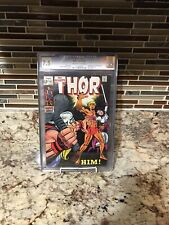 Thor #165 CGC 7.5 1969 1st full app. Adam Warlock Him