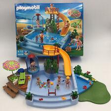 Playmobil Boxed swimming pool 4858