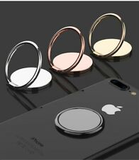iPhone/Android Ring 360 Rotating Metal Finger Ring Stand Holder For Cell Phone