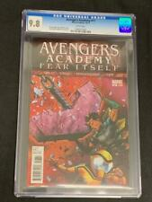 AVENGERS ACADEMY #17, (2011) CGC 9.8, Marvel Comics, White Pages