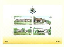 Thailand Sc 1874A Nh Souvenir Sheet Of 1999 - Historical Places