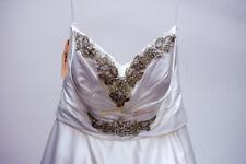 Wedding Dress Madison James Style AF14MJ07 Size 12 Color Ivory