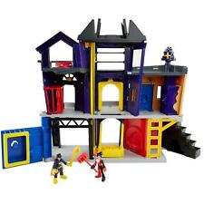Imaginext DC Legends of Batman Batgirl City Harley Quinn Playset DEALS