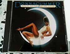 CD ORIGINALE Donna Summer  - Four Seasons of love - L4