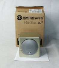1x Monitor Audio Radius 45 HD Surround Satellite Speaker
