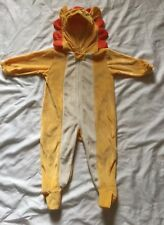 Halloween Infant Baby Onessis Lion costume ~ 9 months
