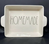 Rae Dunn by Magenta HOME MADE Casserole Dish Bake Pan Artisan Collection