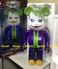 Medicom 2016 Be@rbrick DC Comics Batman 1000% The Joker Why So Serious Bearbrick