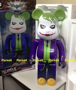 Medicom Bearbrick Batman The Joker Why So Serious Arthur 1000% Be@rbrick