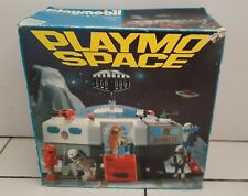 Vintage Playmobil Playmospace - 3536 - Station Spatiale - Raumstation - Boxed