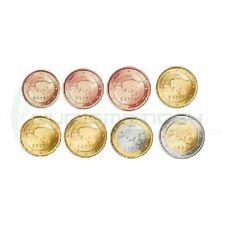 Série 8 pièces 1c à 2€  Estonie 2018   UNC + 1 Centime 2011 RARE!!!!!