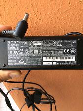 Caricabatterie ORIGINALE alimentatore VGP-AC19V35 per Sony Vaio - 19.5V 4.7A 90W