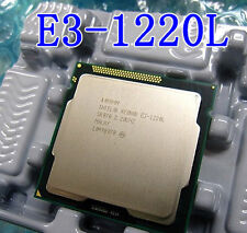 Intel Xeon E3-1220L 2.2GHz LGA 1155 SR070 2-Core 3M 20W Server CPU Processor