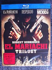 DESPERADO / EL MARIACHI / ONCLE UPON A TIME IN MEXICO - BLU RAY ALL - Trilogy