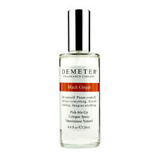 Demeter Black Ginger Cologne Spray 120ml Mens Cologne