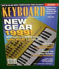 1999 TORI AMOS, Donald Fagen, Wendy & Lisa, E-mu Proteus 2000, Keyboard Magazine