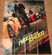 Cinema-original french poster-need for speed 120*160