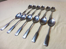 12 WMA ROGERS ONEIDA STAINLESS FRIENDSHIP SOUP SPOONS