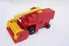 Vintage Matchbox No 77 Combine Harvester - Made In England By Lesney