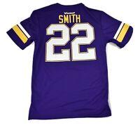 NFL Mens Minnesota Vikings Harrison Smith Football Jersey New S, M, L, XL, 2XL