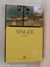 SHOSHA Isaac Bashevis Singer Mario Biondi Famiglia Cristiana 2004 romanzo libro