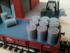 Bidon /diesel Barrel h0/1:87 X10 no roco no electrotren no ibertren