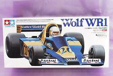 Raro TAMIYA 1/10 RC WOLF WR1 F1 F104 84124 Nuevo Kit modelo del chasis