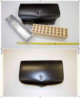 Cartridge Box Kit for Muskets and Flintlocks - Rev War, 1812, possibles bag